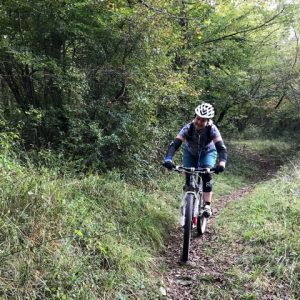 Women's MTB holiday in Pyrenees