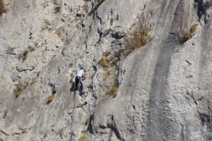 Pyrenees rock climbing summer multi activity holiday