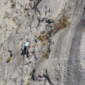 Pyrenees rock climbing summer multi activity holiday