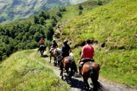 Hore trekking holiday in French Pyrenees