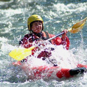 Sumer adventure holiday river fun