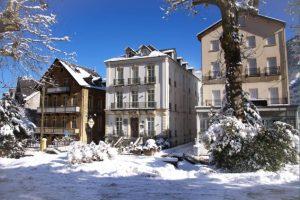 Hotel Aquitaine in Luchon