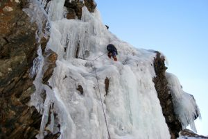 Pyrenees ice climbing adventures