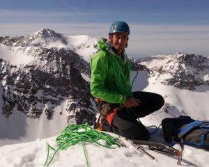 Julien high mountain guide