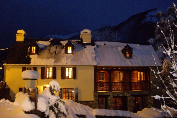 Pyrenees guest house