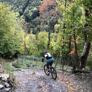 Luchon MTB Pyrenees descent