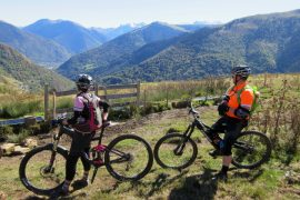 XC MTB holiday in the French Pyrenees