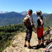 XC mountain biking holiday adventures in the French Pyrenees