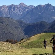 MTB Pyrenees superbagneres descent