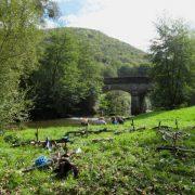 MTB Pyrenees womens week lunch spot