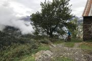 Mountain biking tracks Pyrenees