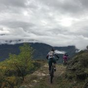 Pyrenees mountain biking