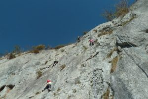 Rock Climbing in the Pyrenees