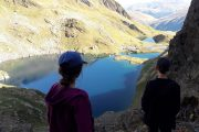 Hiking to Port de Venasque Pyrenees