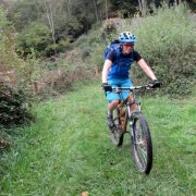 Womens MTB col des ares Pyrenees