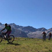 Womens MTB holiday Pyrenees