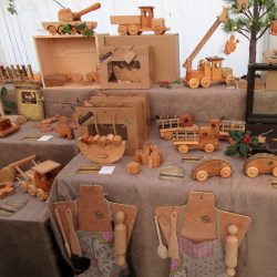 Discover local artisans including woodcarvers