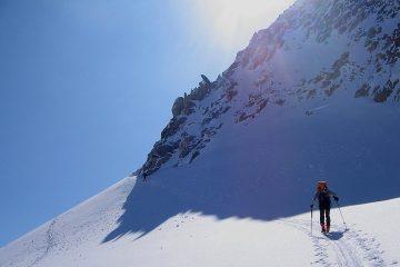 Ski touring Pic Aneto