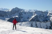 Snowshoeing holiday in the Pyrenees