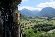 Try via ferrata on a summer multi activity holiday