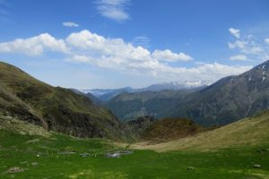 Views of the Ariege Pyrenees