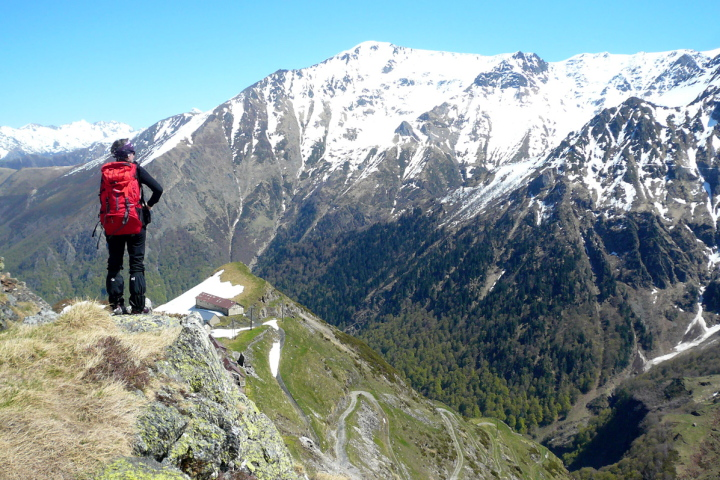 A hiking holiday in the French and Spanish Pyrenees