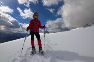 Ultimate snowshoeing kitlist