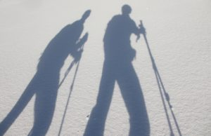 Create memories on a snowshoeing adventure
