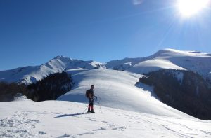 What to wear snowshoeing in Pyrenees