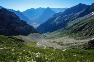 Off the beaten track on a guided holiday in the Pyrenees