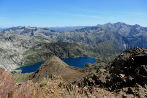 A wild and beautiful mountain walking holiday in France