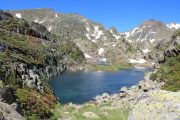 You'll pass numerous mountain lakes on this guided mountain walking holiday