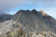 Impressive peaks in the Pyrenees