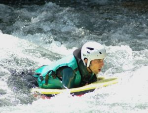 Hydrospeed riversport adventure