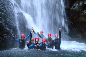 Fab riversports on a stag do activity weekend