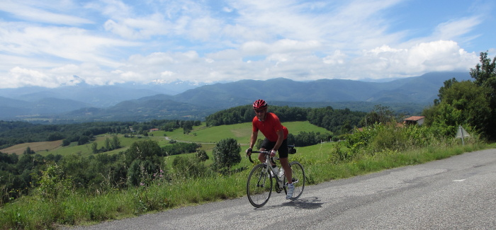 Top cycling tips to beat the heat