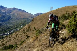 MTB training camp in Pyrenees