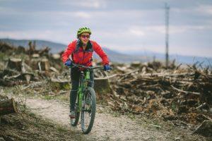 Mountain biking full kit