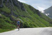 Conquering Col d'Agnes