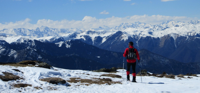A winter holiday for non skiers