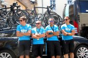 Meet the tDF support crews