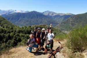 Unforgettable moments womens mountain biking