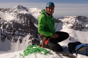 Meet high mountain guide Julien