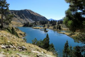About adventures in the Pyrenees