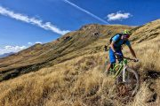 Natural mountain biking in Benasque Pyrenees