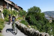 Quaint Spanish villages on an enduro MTB trip