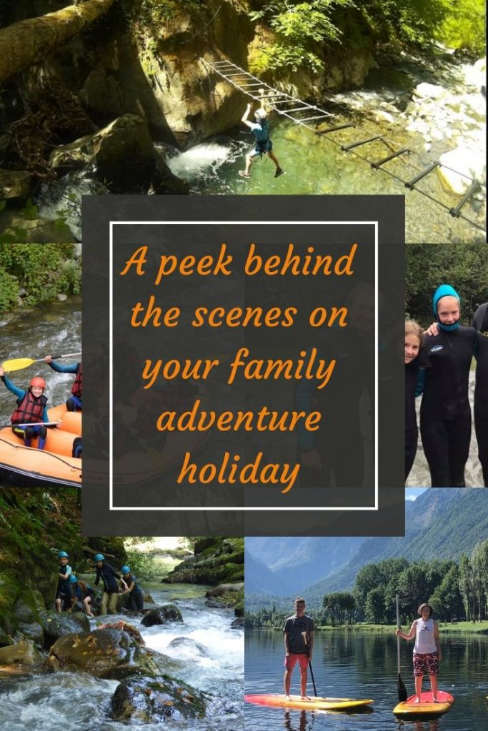 Behind the scenes on a Pyrenees family adventure holiday with The Adventure Creators