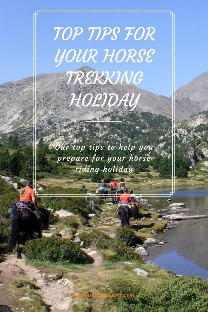 Top tips for preparing for your horse riding holiday