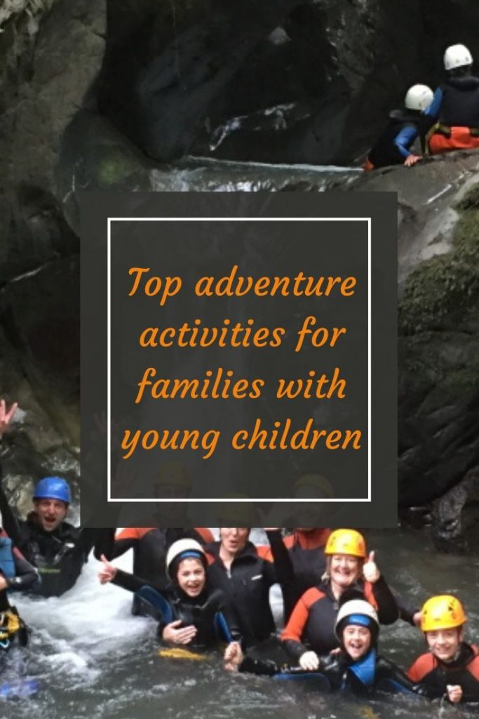 Top adventure activities in the French Pyrenees for families with young children