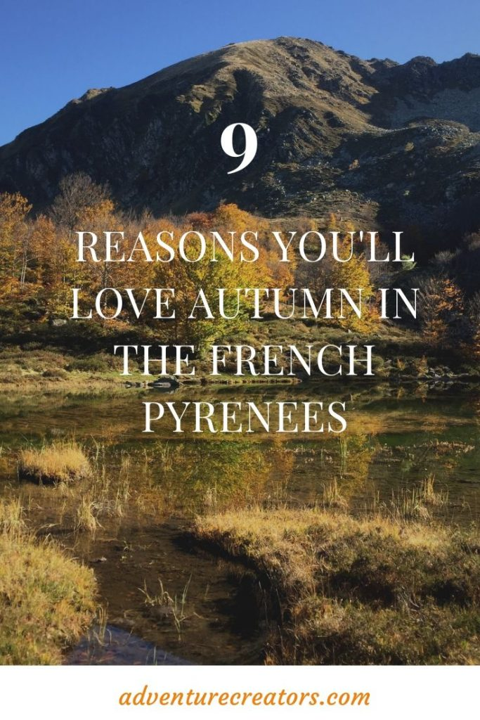 Reasons you'll love autumn in the French Pyrenees